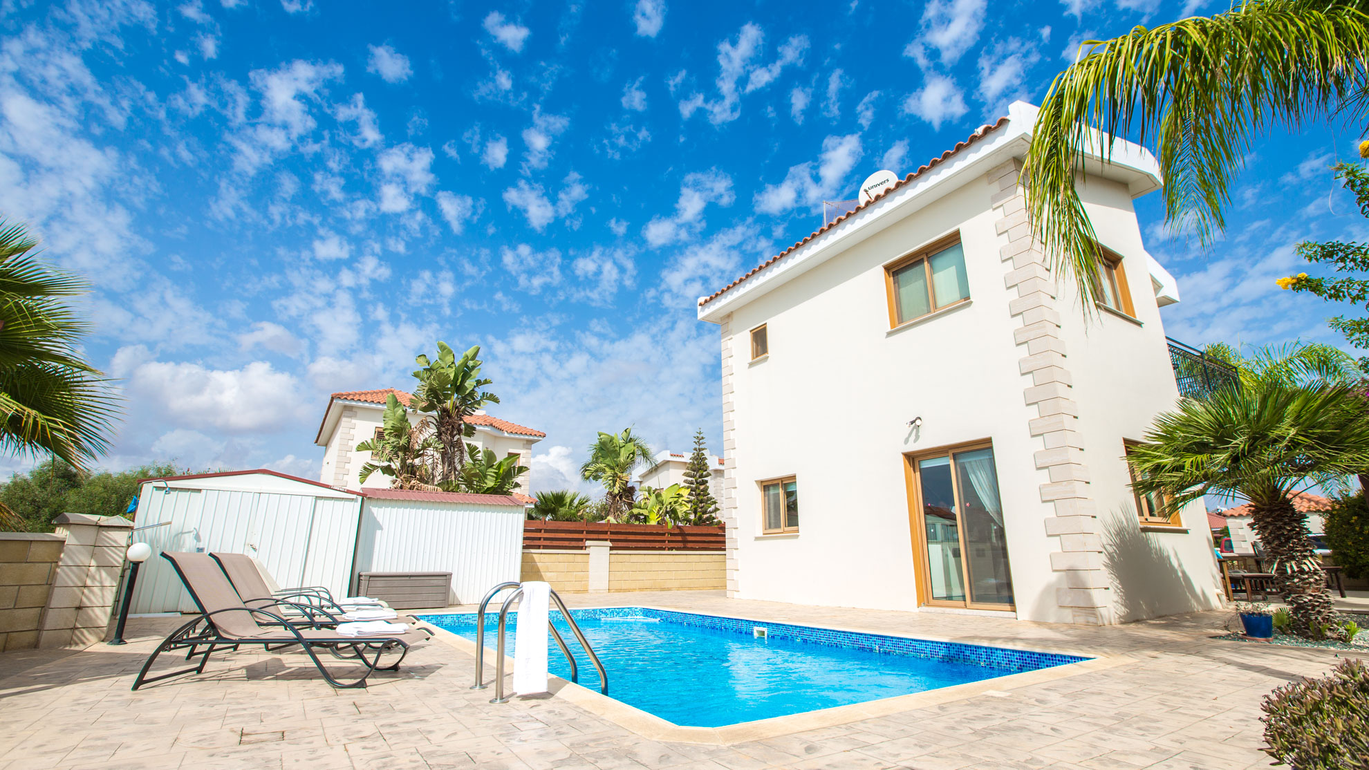 Apartment RENT your luxury PRIVATE VILLA 207 in Cyprus photo 28949307