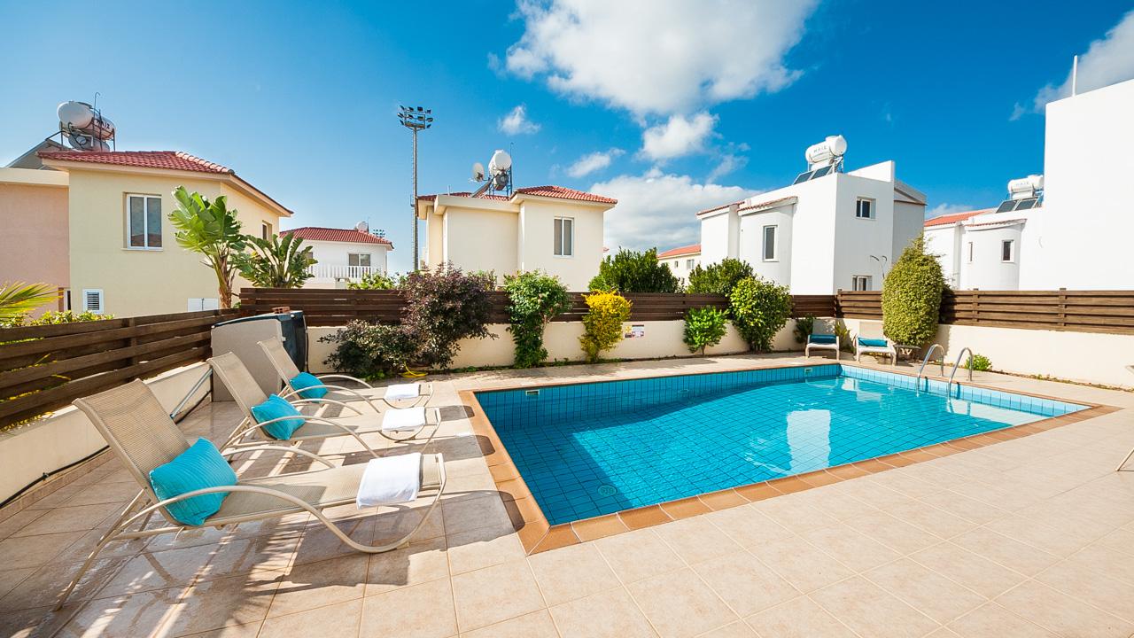 Private Villa 003 Ayia Napa Holiday Home
